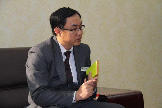 杜建平:海山中心广场致力打造西宁首个互联网+020模式