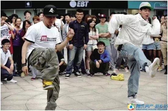 凤凰谷·乐活小镇 | 街舞快闪,炫酷街舞电翻你!