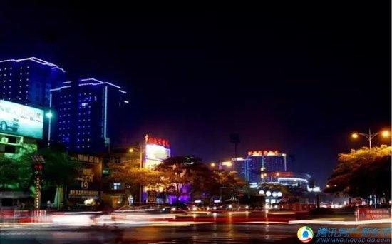 城市一路向东,未来繁华可期
