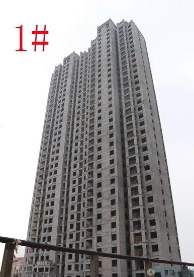 高晟福润城 一砖一瓦 见证高品质建筑的成长过程