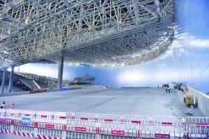 万达茂滑雪场2019年开业