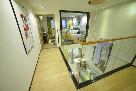 信阳恒大翡翠公馆丨45㎡小公寓的爆发力到底有多大?
