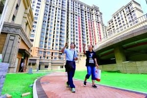 京核心区首个棚改项目年底入住