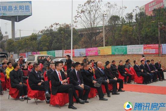 新余星辉(国际)农产品批发市场商户代表签约仪式圆满落幕