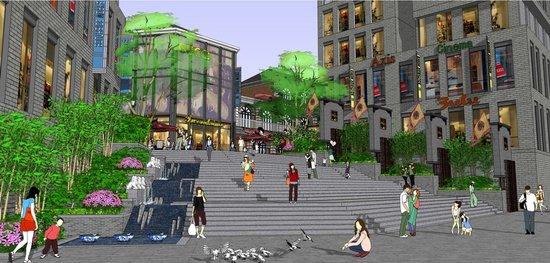 旅游商住综合体哪里找 温泉谷公园道为您倾力