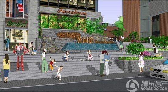 旅游商住综合体哪里找 温泉谷公园道为您扛鼎