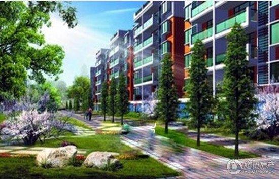 皖南十字商贸城十字新农贸市场和商业步行街宜商宜居