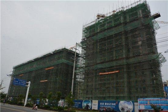 【名都城】6月份工程进度