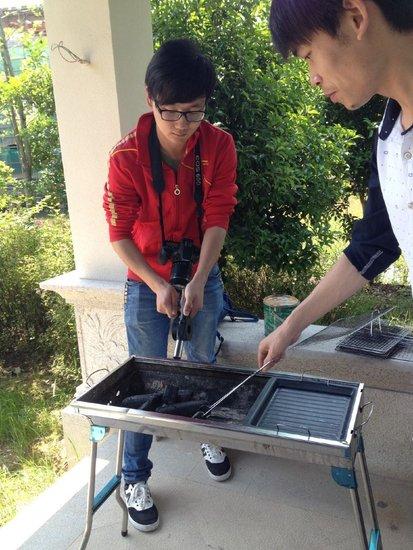 【银河湾】五一户外烧烤DIY