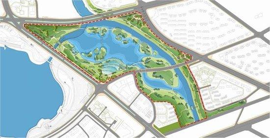 """宛陵湖将实现""""东西合璧"""" 东湖6月份开工建设"""