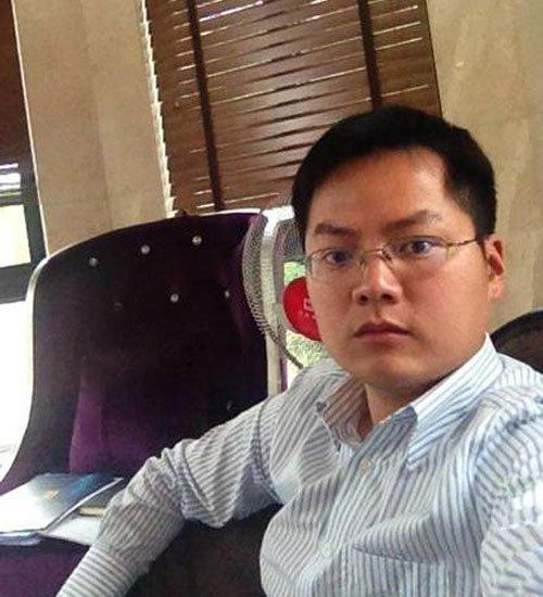 专访黄山银河湾销售部经理朱贵学先生