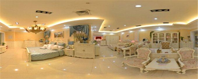 65平小居室简装成温馨浪漫小家