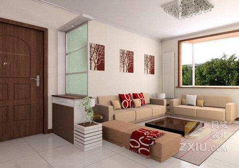 家居客厅隔断装修设计方法