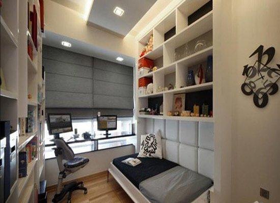 打造整洁的睡眠空间 12个卧室收纳技巧