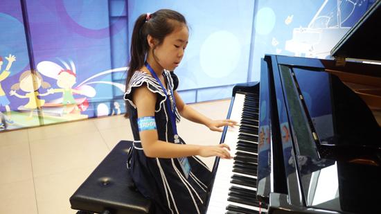 【地矿香溢梅溪】钢琴比赛 6月5日首秀启幕