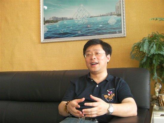 专访全国房地产经理人联盟常务理事王伟业先生