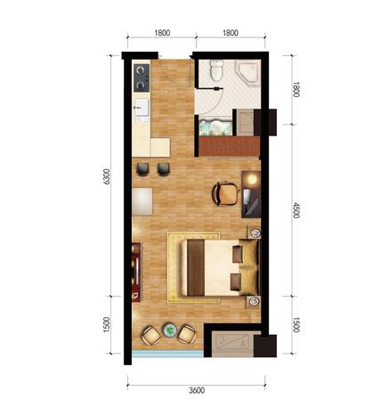 一中正式搬迁  面对面33-59㎡A+公寓  即将盛大开盘