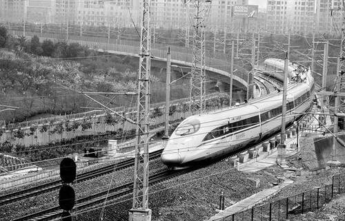合福高铁安徽段6月15日完成初步验收 有望7月1日通车