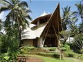 巴厘岛竹屋