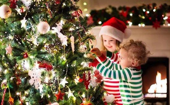 """为何朋友圈都在约圣诞节""""趣""""常绿·北海壹号院?"""