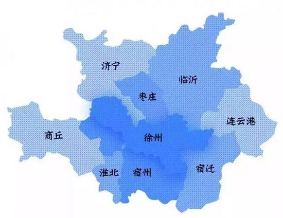 淮海经济区_淮海经济区