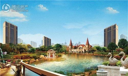 恒大滨河左岸