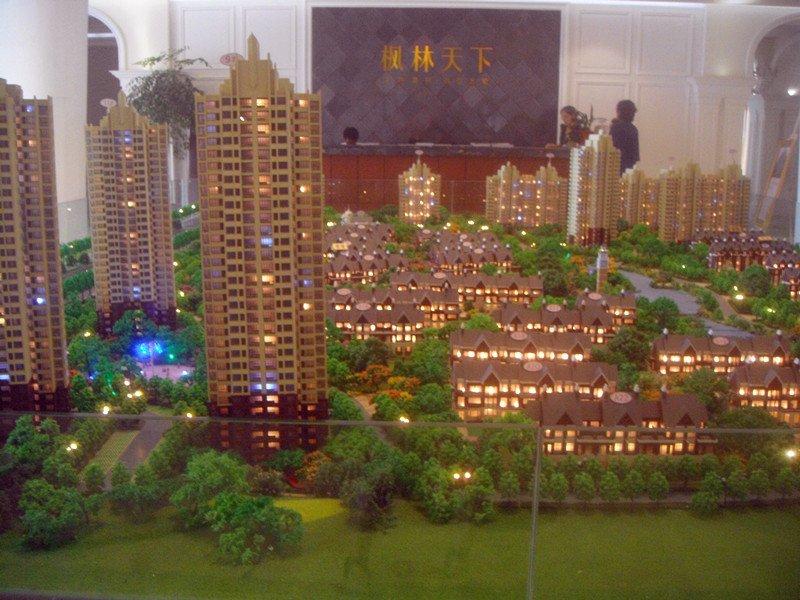 枫林天下项目是由佳展房地产开发公司在徐州倾心打造图片