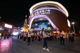 12月24日永宁汽车博览园过不一样的平安夜