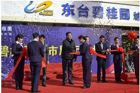 东台碧桂园城市展厅1月26日盛大开放_频道-盐