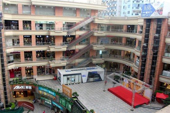 福州宝龙城市广场图片