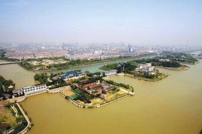 高邮变江淮走廊建设主力 七河八岛生态特色愈加明显