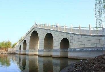 观潮路跨古运河大桥