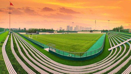 扬州体操馆明年五月开门迎客 市民乐享省运会福利