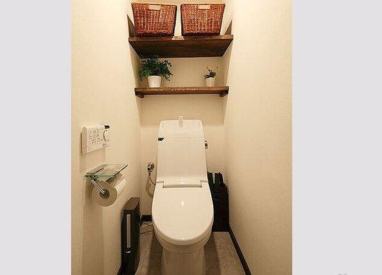 小空间大收纳 迷你卫生间设计赏析