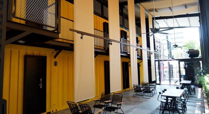 全国首个集装箱情趣落户扬州酒店三亚房的图片