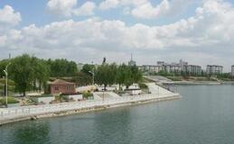 施井片区七里河公园计划12月建成开放