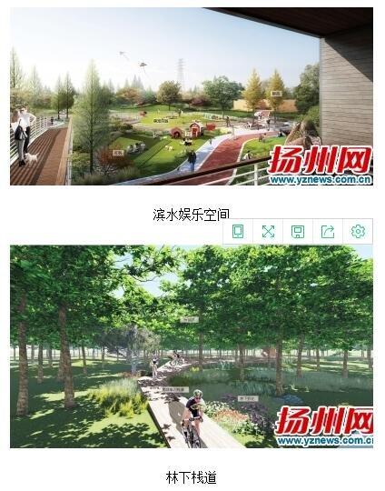 廖家沟畔将形成8公路漫道 未来乘高铁可赏公园风光