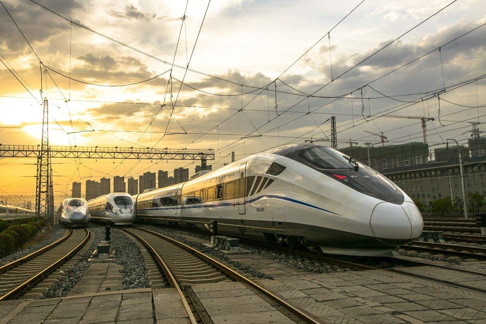 扬州新视点 北沿江高铁启动前期工作 腾讯房产扬州站