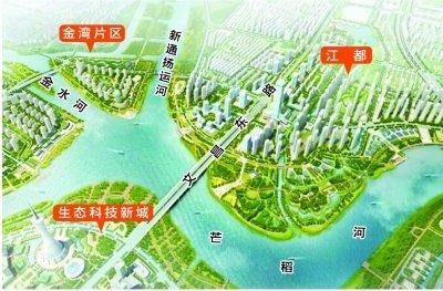 导购 家居  三河六岸位于七河八岛区域内,是芒稻河,金湾河和新通扬