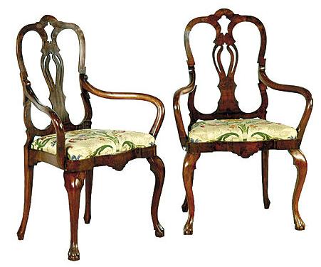 西洋古董家具:坐的不是沙发