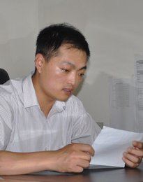 2013烟台住博会参展企业香逸中央营销部经理王德才专访