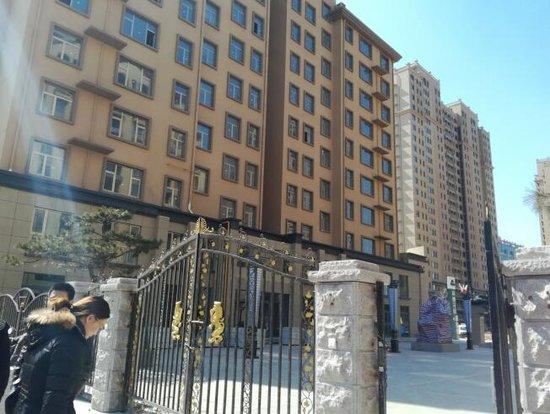 莱山同德花园二期延期交房 无验收报告业主拒绝收房