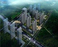 山水龙城:加推40-120平米特价房