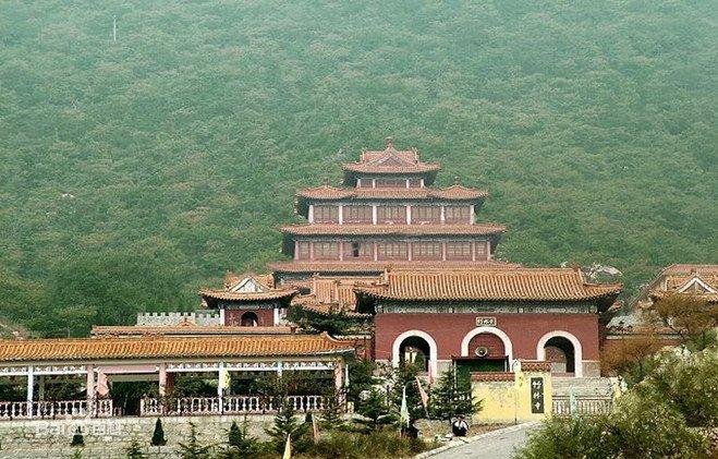竹林寺风景秀美