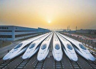 莱西至莱阳至荣成将新建铁路 最高时速将达350公里