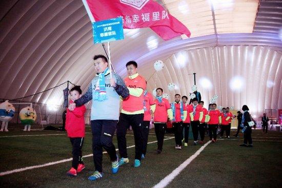 """万科V盟足球的""""群众路线""""为体育发展增添新供给"""