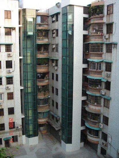 ...楼 山东将试点旧楼加装电梯图片 57253 413x550