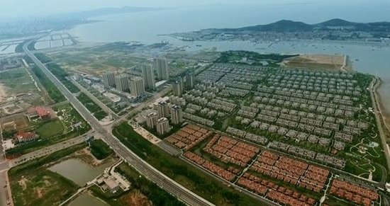 北部滨海指挥部地址搬迁 原办公楼拆除建开埠广场