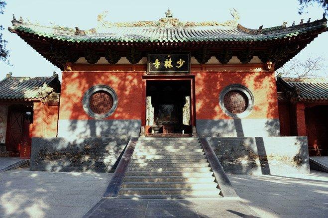 """""""中国寺庙""""体系庞大"""