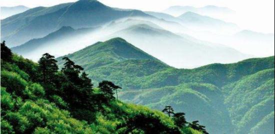 观云山精装山景美宅  坐山观云处 风水之宝地